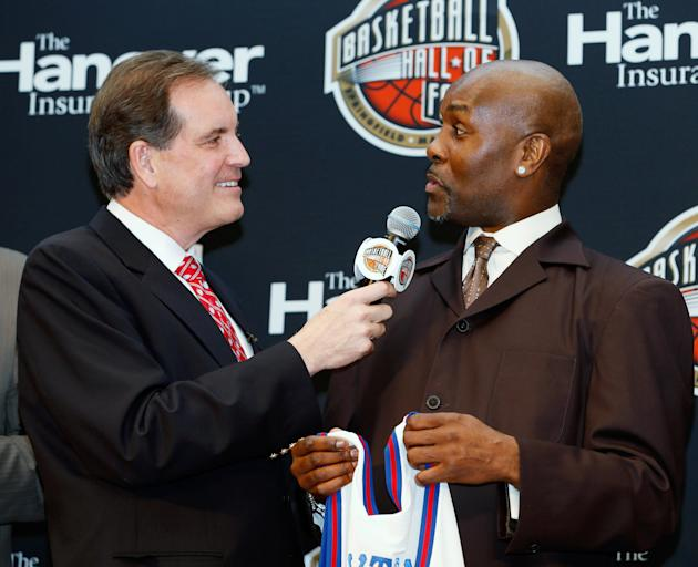 Naismith Memorial Basketball Hall of Fame 2013 Class Announcement