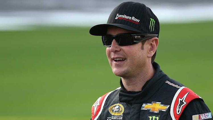 Kurt Busch finds options, along with speed