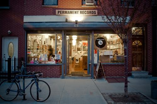 Spin City: Permanent Records Trades Greenpoint for South Slope
