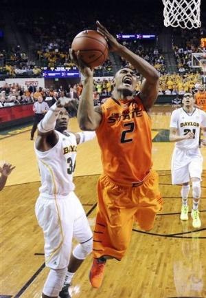 Baylor rallies for 64-54 win over Oklahoma State
