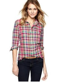 Pretty in plaid