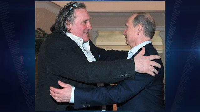 Gerard Depardieu Becomes Russian Citizen Over Tax Outrage