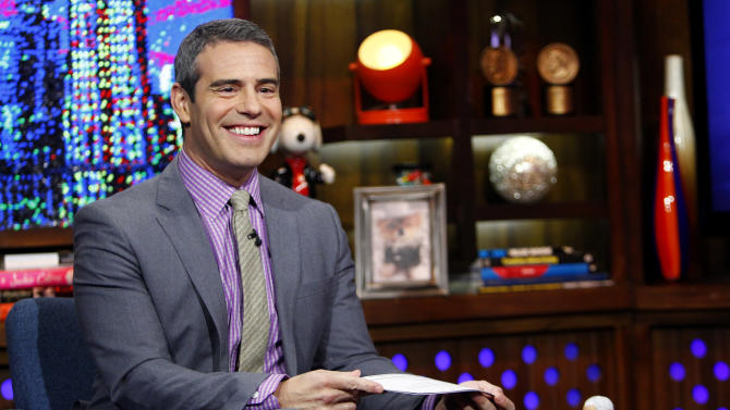 Andy Cohen will host show on SiriusXM