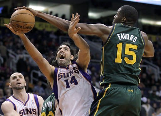 Jazz beat Suns for second straight victory