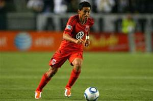 D.C. United's Andy Najar joins RSC Anderlecht on a month-long loan