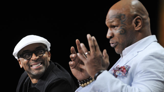 Lee, Tyson team to bring boxer's stage show to TV