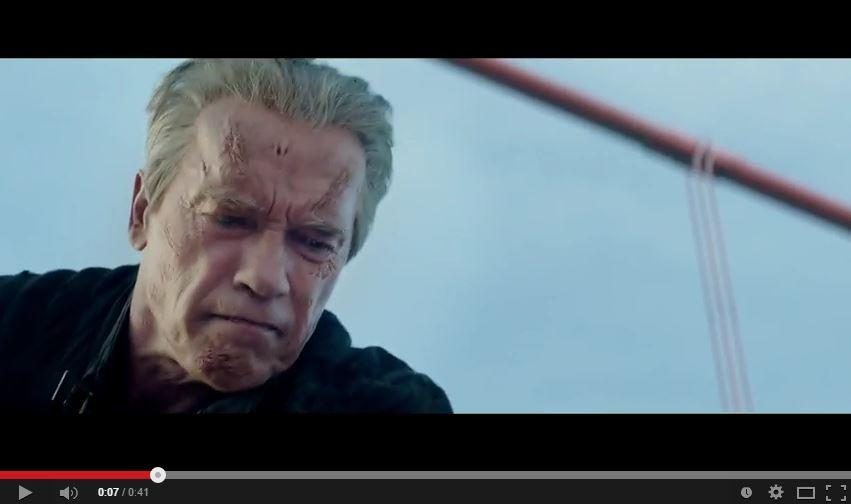 Arnold Schwarzenegger is an aging Terminator in new 'Genisys' teaser