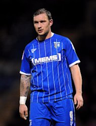 Danny Kedwell was on target as Gillingham defeated Barnet