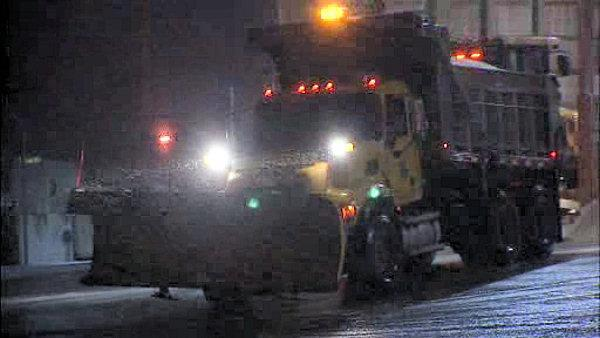 PennDOT crews rush to the roadways