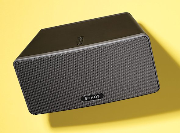 About All: Sonos Play:3 wireless speaker review