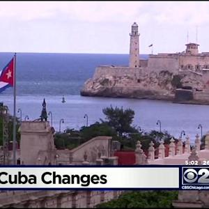 Obama Announces Normalization Of U.S.-Cuba Relations