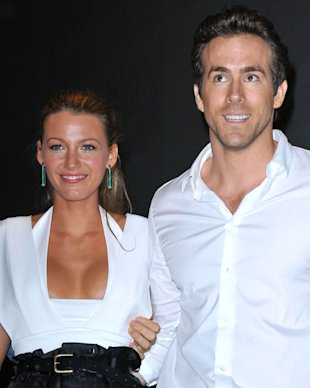 Newlyweds 'Smiling' In Charleston! Blake Lively And Ryan Reynolds Spotted 'Holding Hands'