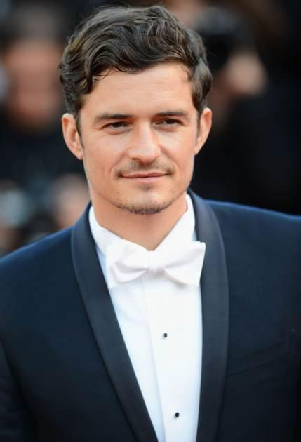 Orlando Bloom attends the 'Zulu' Premiere and Closing Ceremony during the 66th Annual Cannes Film Festival at the Palais des Festivals on May 26, 2013 in Cannes, France -- Getty Premium