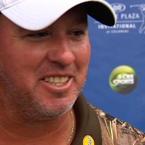Boo Weekley interview after Round 2 of Crowne Plaza