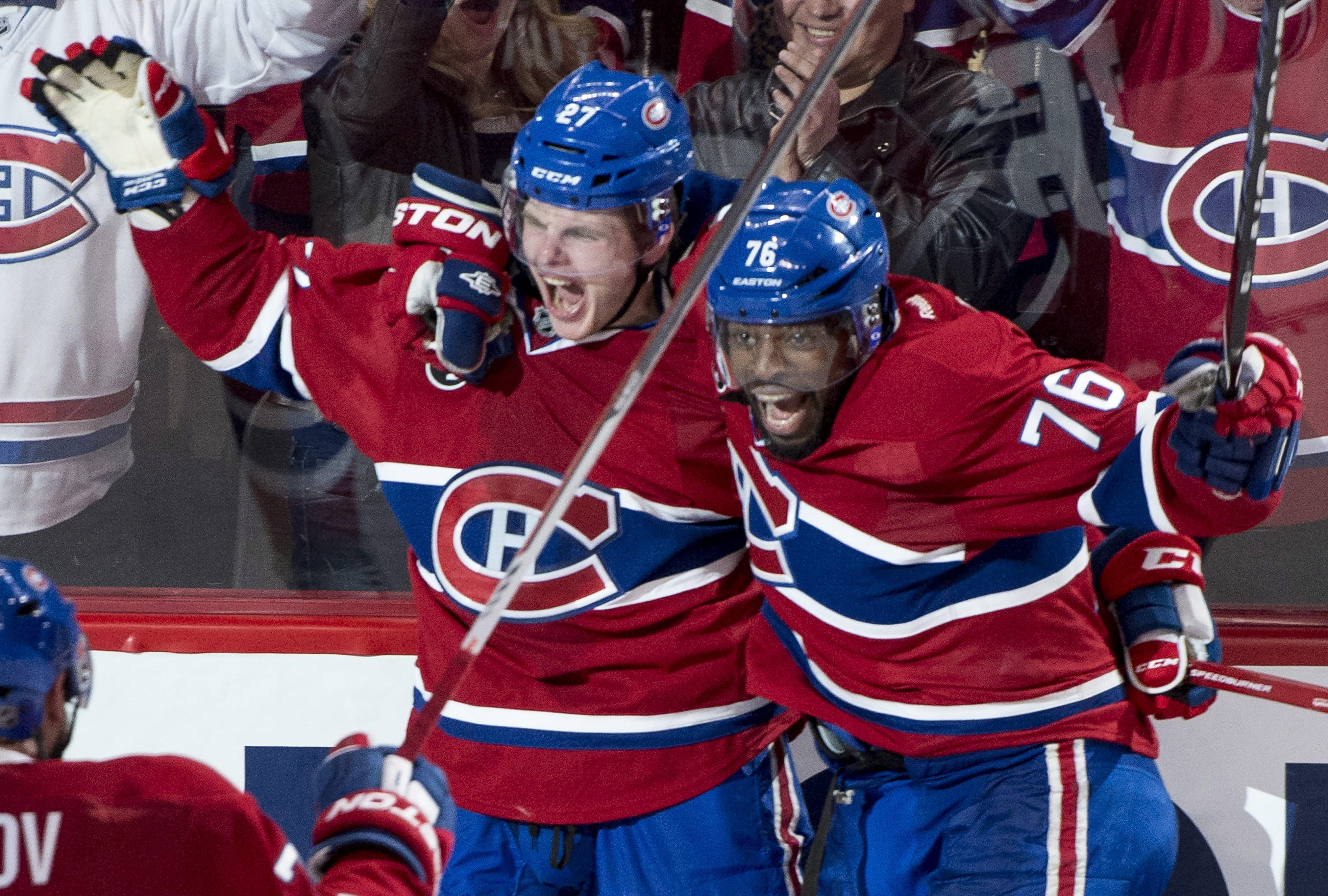 Habs' PK Subban steps up in Game 2 in front of Elise Beliveau: 'I want to be better for her'
