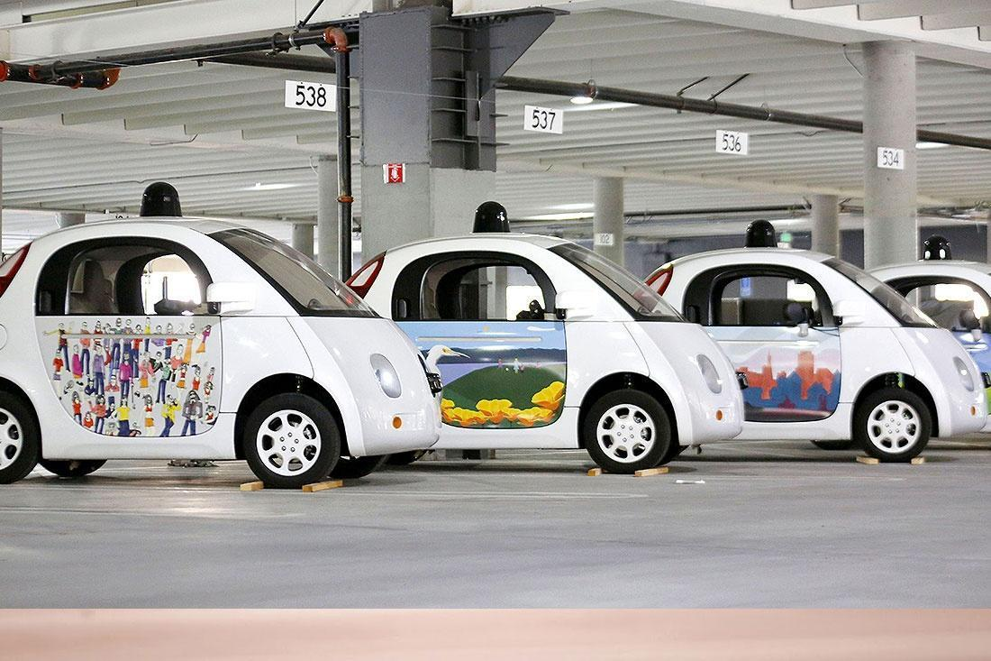 Feds tell Google autonomous systems could qualify as drivers