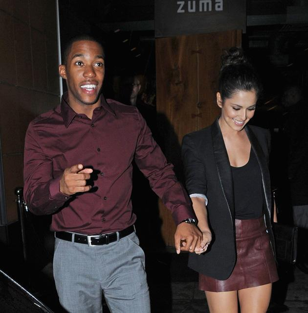 New celebrity couples 2012: After the hell she went through with Ashley, we're chuffed to see Cheryl Cole looking loved up with a new man. Her new boyfriend, Tre Holloway, is a dancer with whom she sa
