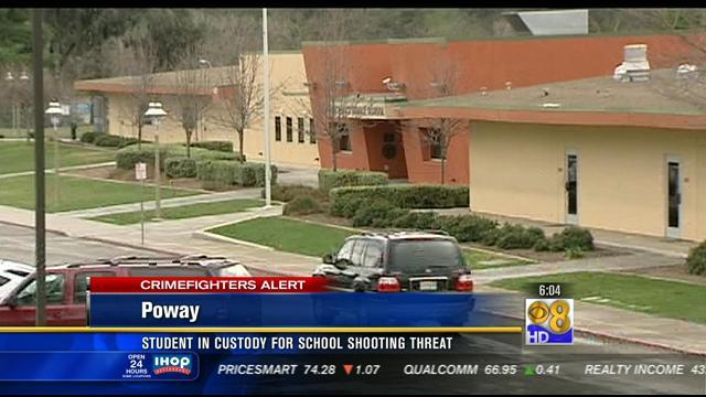 Crisis counselors at Twin Peaks Middle following school shooting threat
