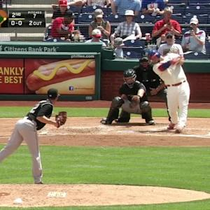 Rupp's RBI double