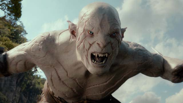 'The Hobbit: The Desolation of Smaug' Theatrical Trailer 2