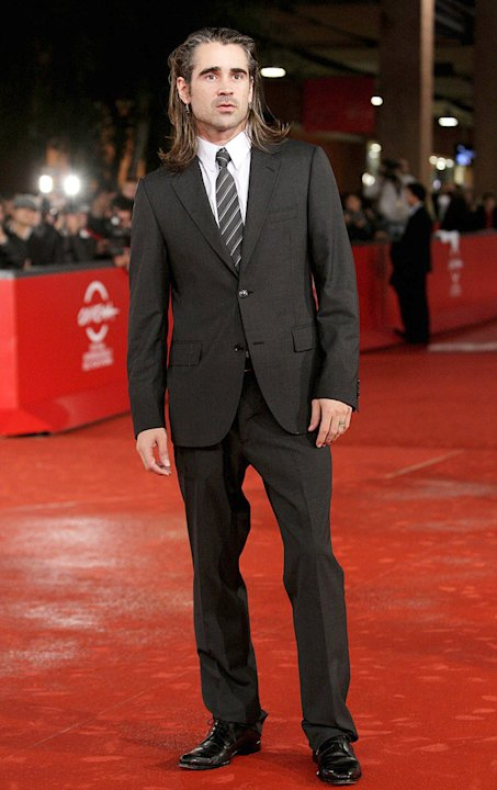 Rome Film Festival Colin Farrell Pride and Glory premiere 2008