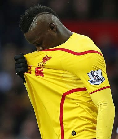 Balotelli fined 25,000 pounds and banned for one game