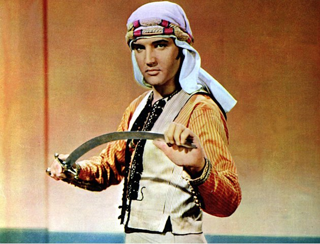 Elvis Presley in Harum Scarum