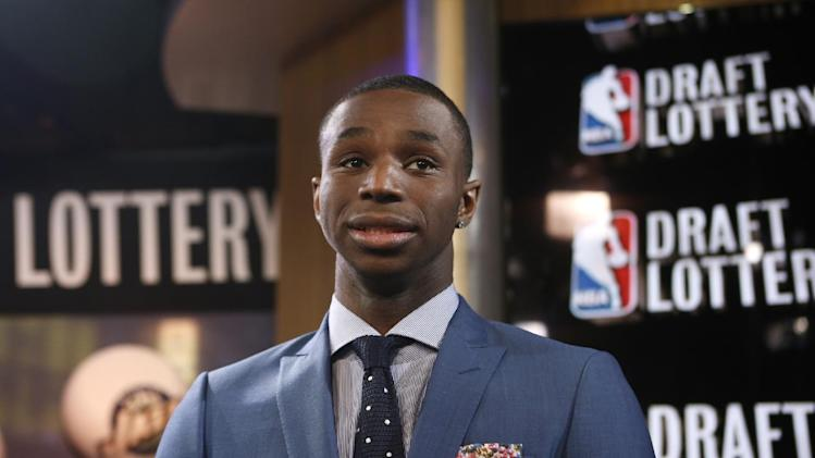 Cleveland Cavaliers select Andrew Wiggins with No. 1 overall pi…