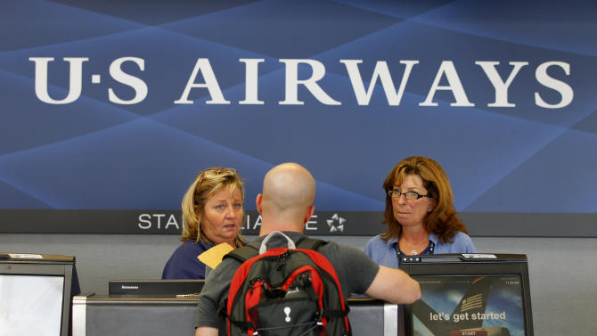 US Airways posts record 3Q profit