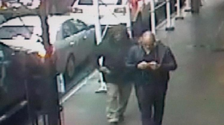 Surveillance video released in NYC murder of LA man