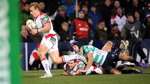 Ulster's win over Benetton Treviso has cranked up the heat in Heineken Cup Pool Five, according to director of rugby David Humphreys.