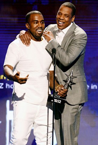 Jay-Z Spoofs Kanye West's Taylor Swift Incident at BET Awards