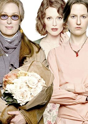Meryl Streep , Julianne Moore and Nicole Kidman in Paramount Pictures and Miramax Films' The Hours