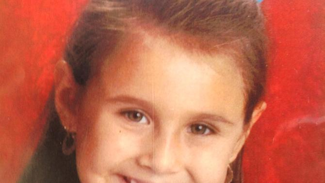 FILE - This undated file photo provided by the Tucson Police Department shows Isabel Mercedes Celis, 6, whose parents say was missing from her bedroom when they awoke on Saturday, April 21, 2012. The girl's family was allowed to return to their Tucson home on Tuesday, April 24, a day after authorities kept them away as they searched for clues to her disappearance. (AP Photo/Tucson Police Department)