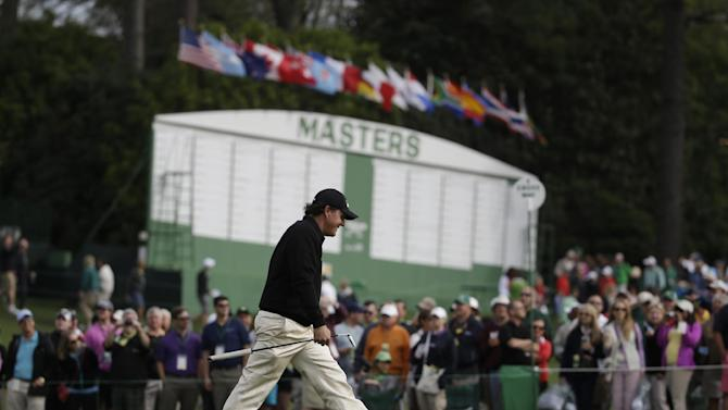 Without Tiger, the Masters has an open look