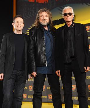 Jimmy Page on Another Led Zeppelin Reunion: 'I Don't See It'