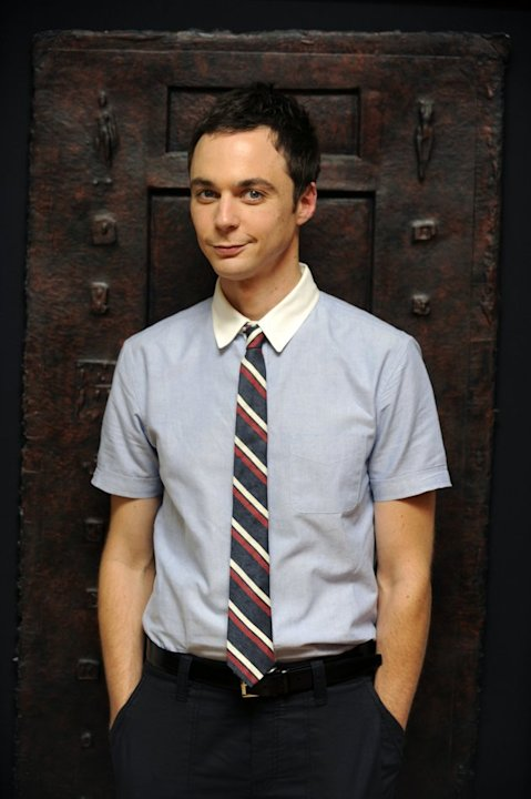 Jim Parsons is leading the nerd-chic bandwagon. The Emmy-winning 'Big Bang Theory' star is skinny as a rail, regularly quotes 'Star Wars' and 'Star Trek' and rocks enough geek/ironic t-shirts to make