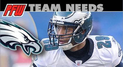 Philadelphia Eagles: 2013 team needs