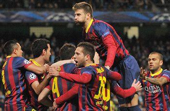 Barcelona - Manchester City Preview: Blaugrana defeats give Pellegrini's men hope