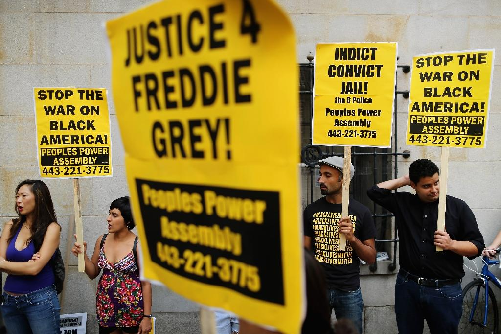 Judge rejects dismissal of case against Baltimore police