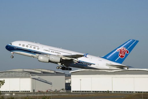 <p>China Southern Airlines, the country's largest airline by fleet size, said Sunday its third quarter net profit fell 29 percent compared to a year earlier due to foreign exchange losses.</p>