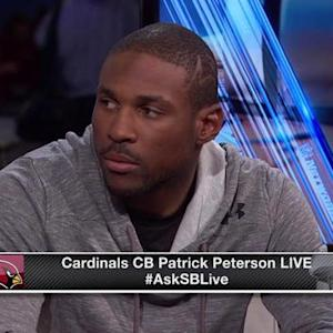 Arizona Cardinals cornerback Patrick Peterson on safety Tyrann Mathieu: He's my little brother