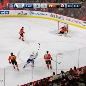 Steve Mason Save on Roman Polak (11:45/3rd)