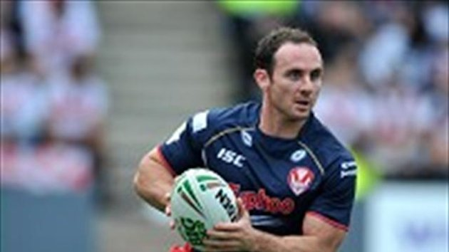 Lance Hohaia insists St Helens are 'a work in progress'