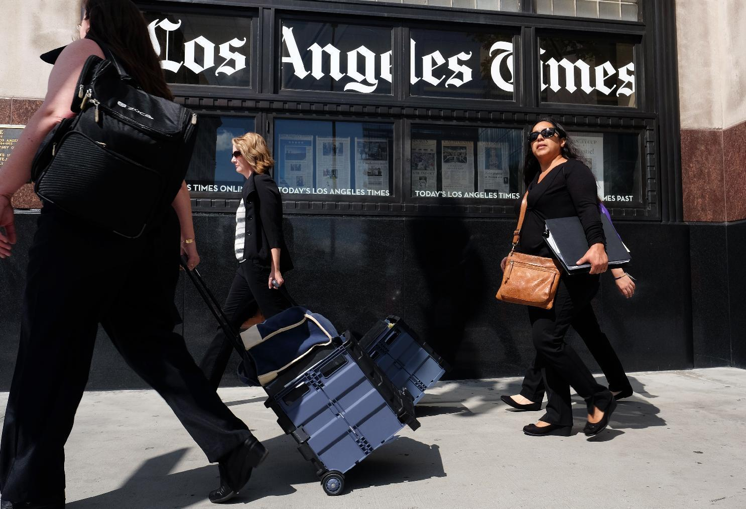 Tribune Publishing gets $44.4M from Chicago investor