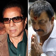 """My heart says that he will be out soon"", Dharmendra on Sanjay Dutt"