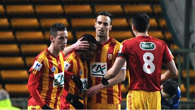 Ligue 1 - Lens end Epinal's giant-killing run in Coupe de France