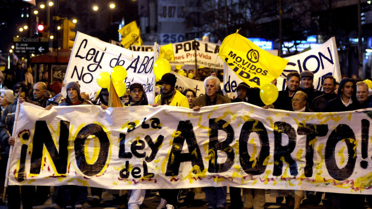 Uruguay poised to legalize abortion