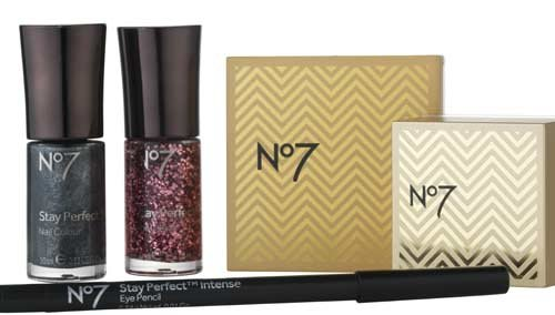 No7 Celebrate Autumn/Winter's Great Gatsby Beauty Trend with a 'Deco Darling' Makeup Collection