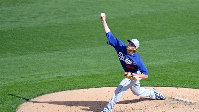 MLB: Spring Training-Los Angeles Dodgers at Chicago White Sox